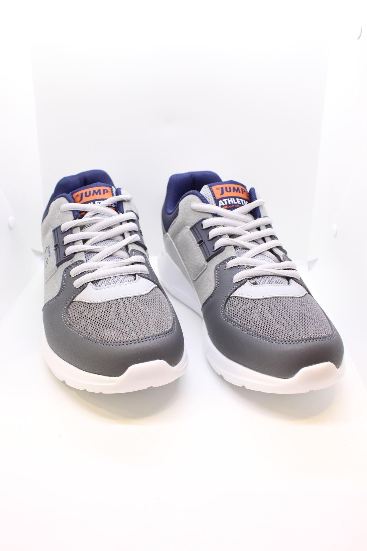 Jump 21159 Gri Erkek Spor Ayakkabı