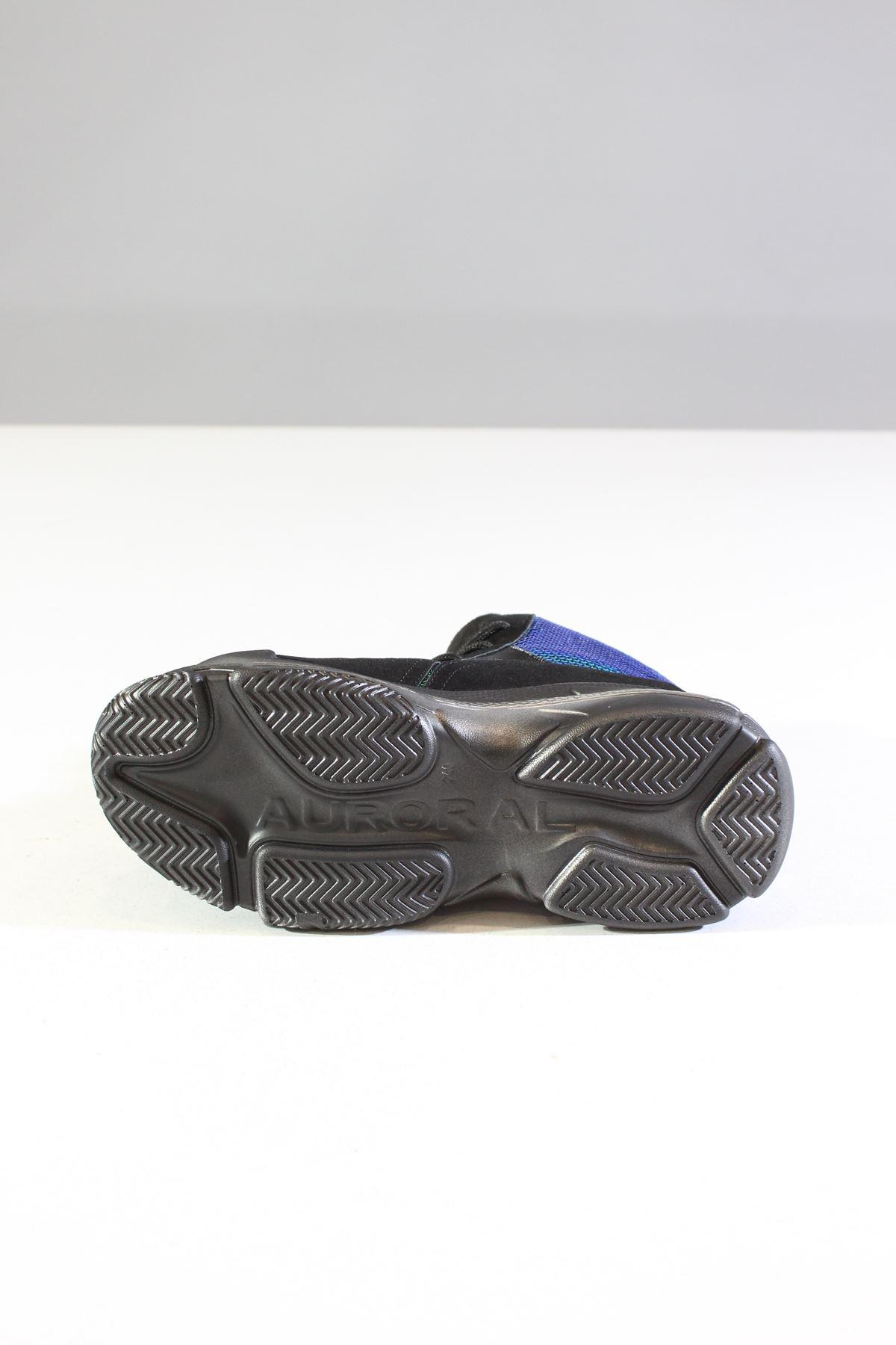 Guja Siyah 19K300  Kadın Sneakers Ayakkabı