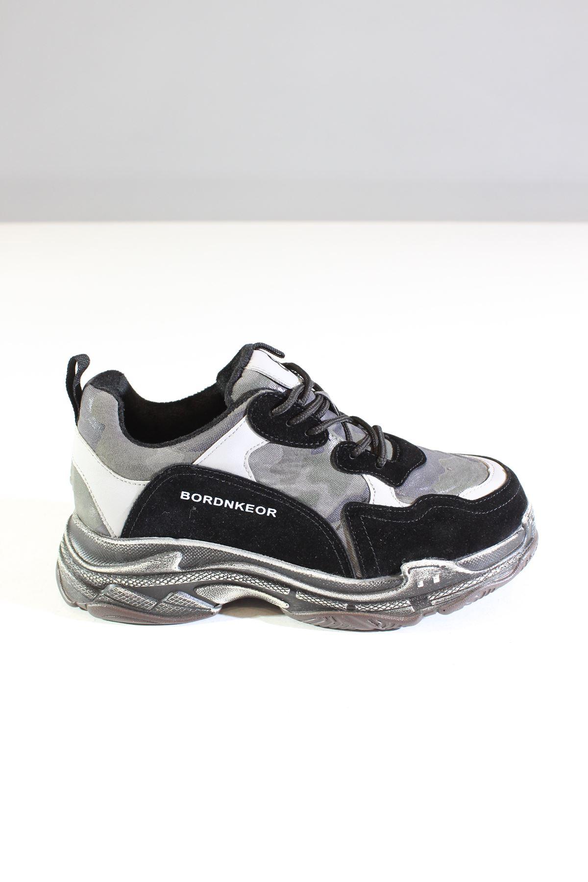 Guja 19K300-5 Siyah Kadın Sneaker Ayakkabı