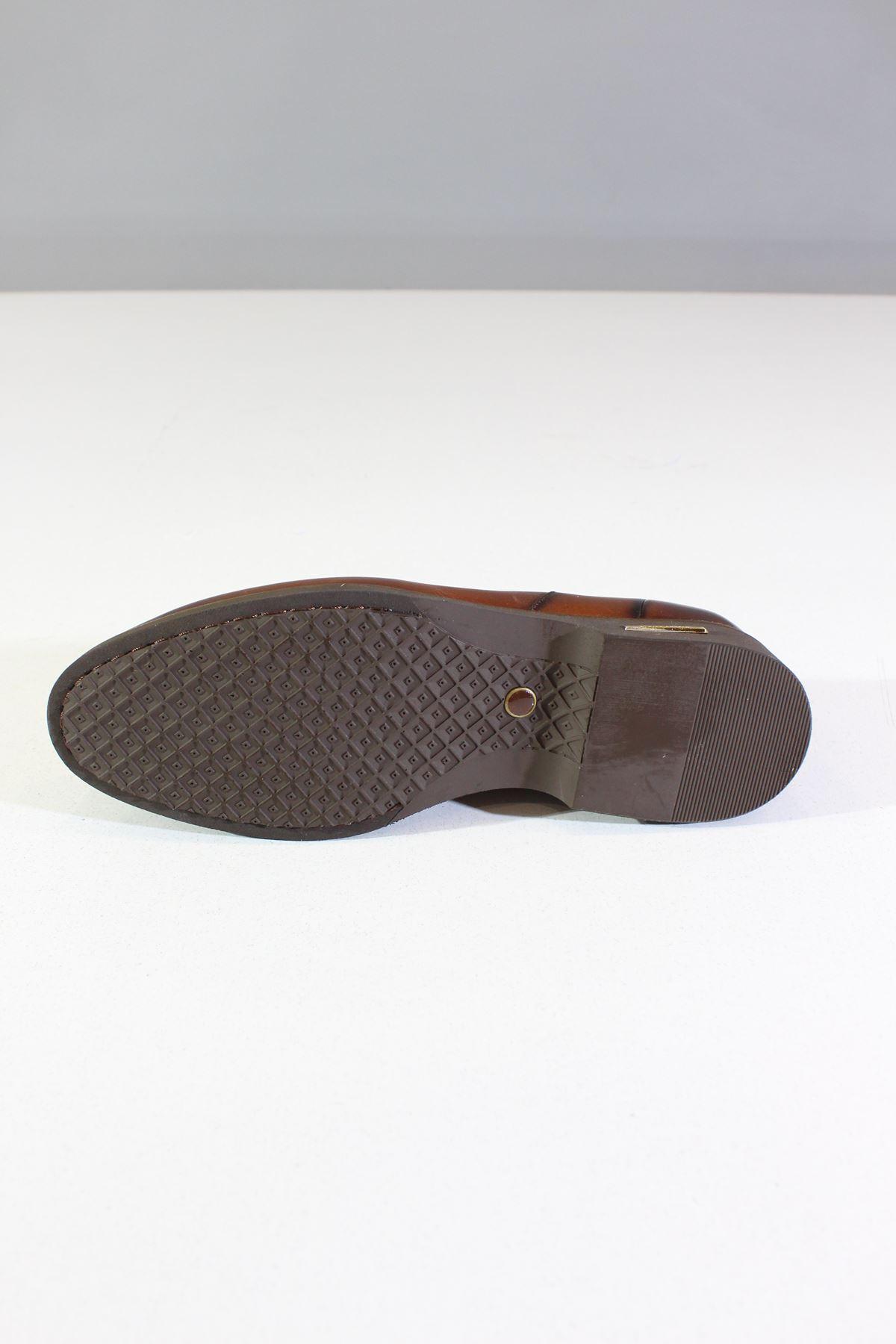 Pierre Cardin 333514 Kahverengi Erkek Casual Ayakkabı