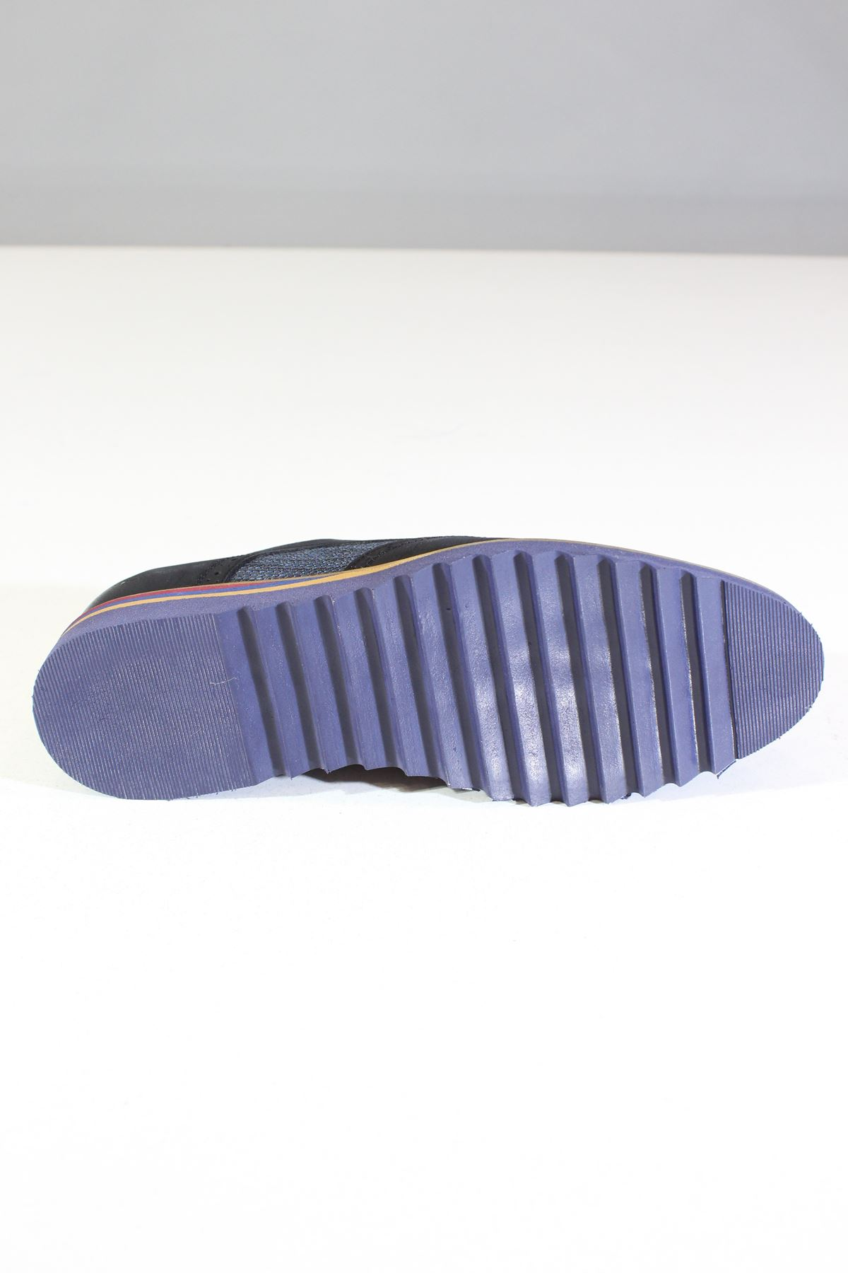 Trend Ayakkabı 0072 Lacivert Erkek Casual Ayakkabı