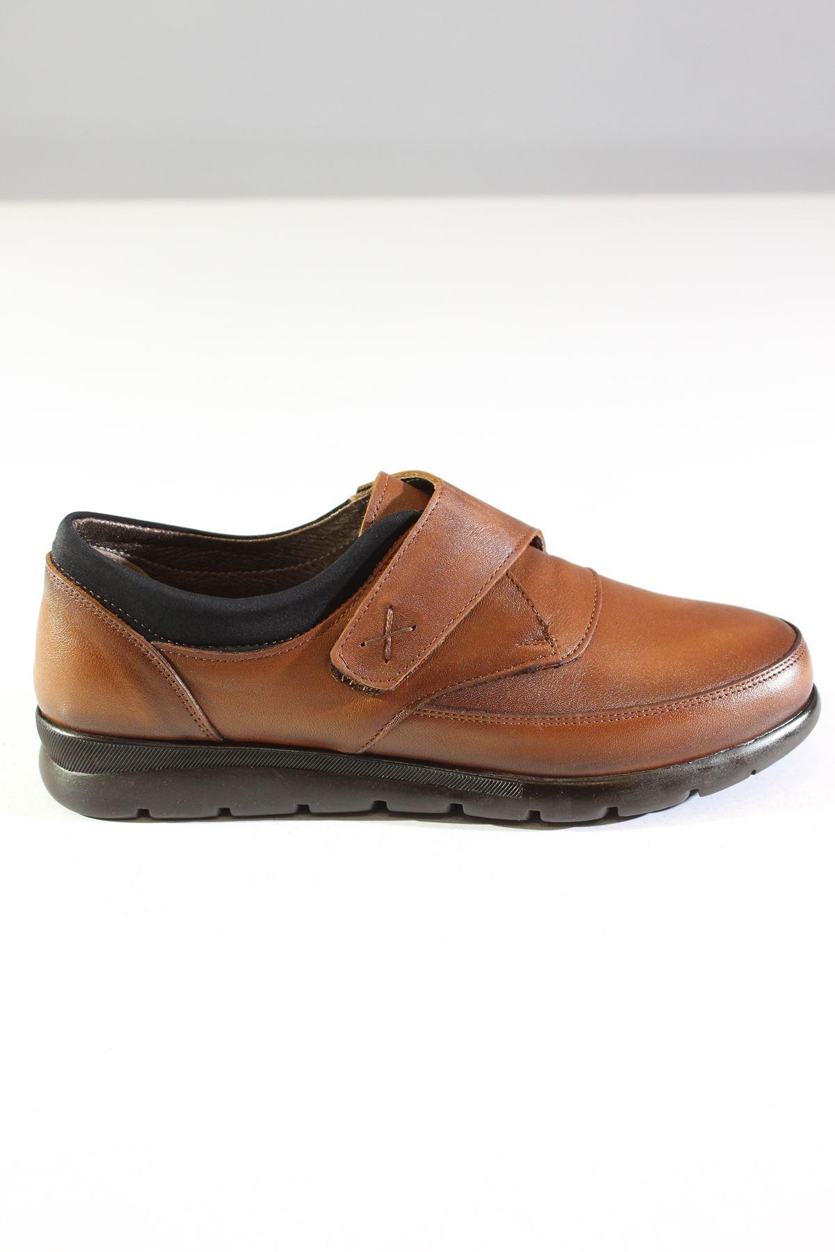 İloz  660710 Taba Ortapedik Kadın Ayakkabı