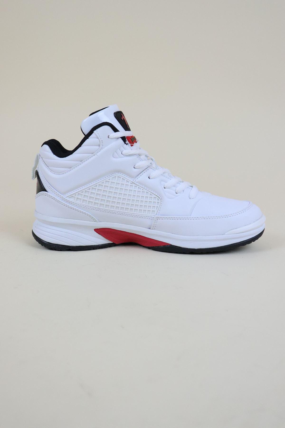 Jump 13872 Kadın Beyaz Spor Ayakkabı