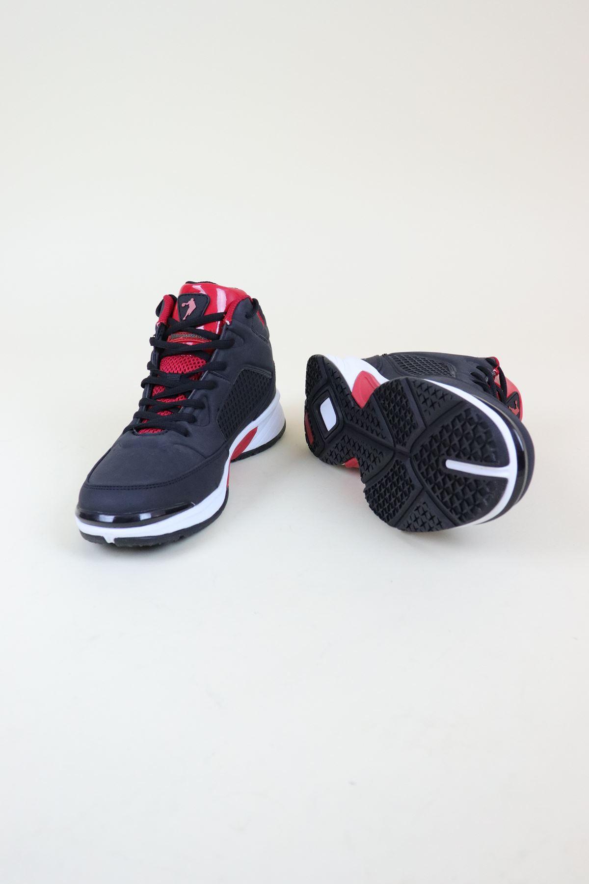 Jump 13872 Siyah Kadın Spor Ayakkabı