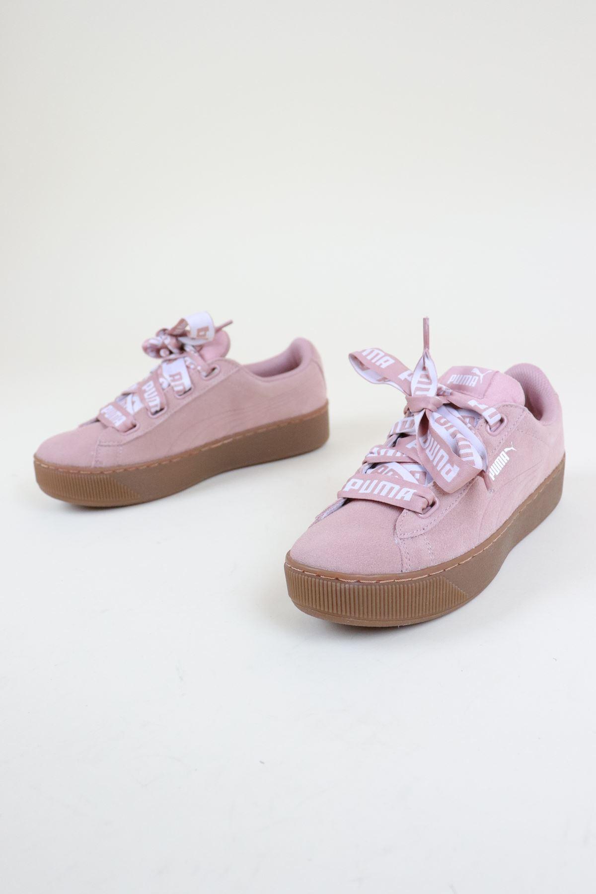 Puma 6531403 Pudra Kadın Spor Ayakkabı