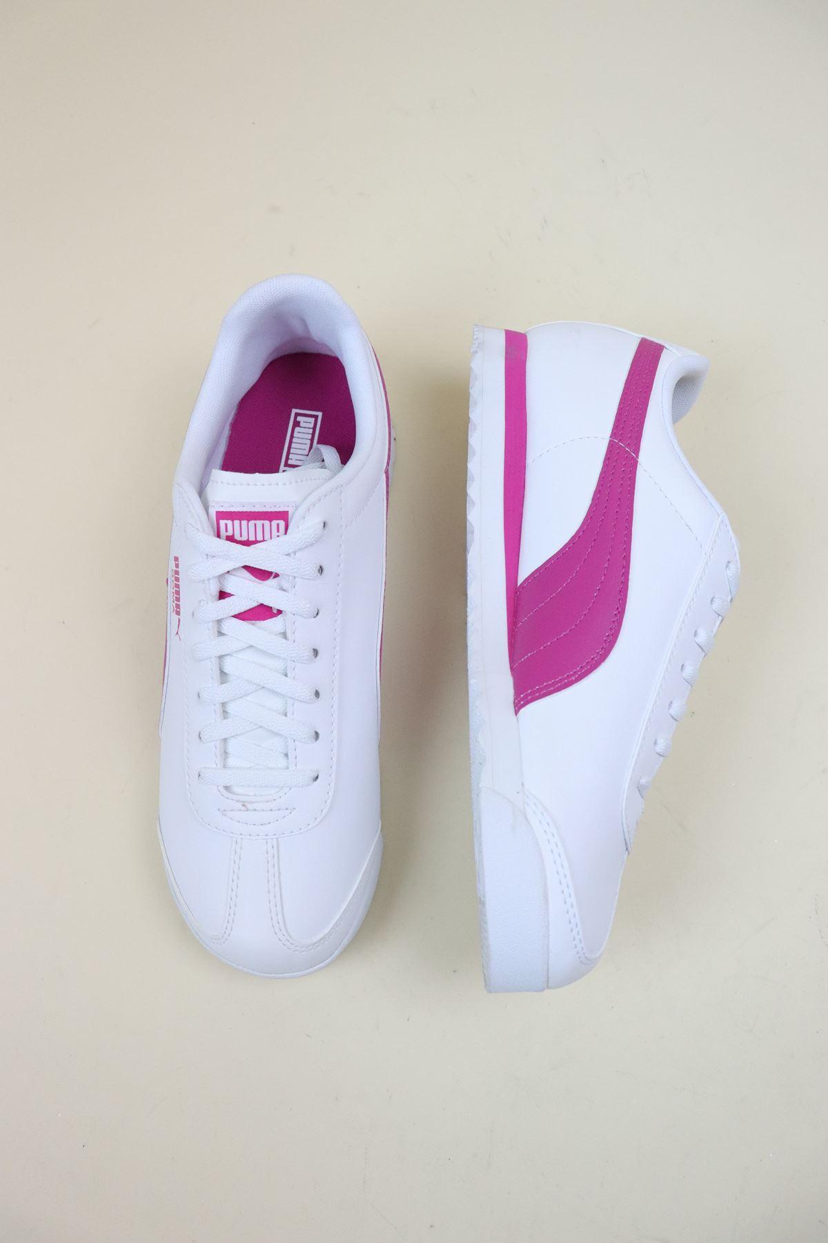 Puma 354259 Beyaz Kadın Spor Ayakkabı
