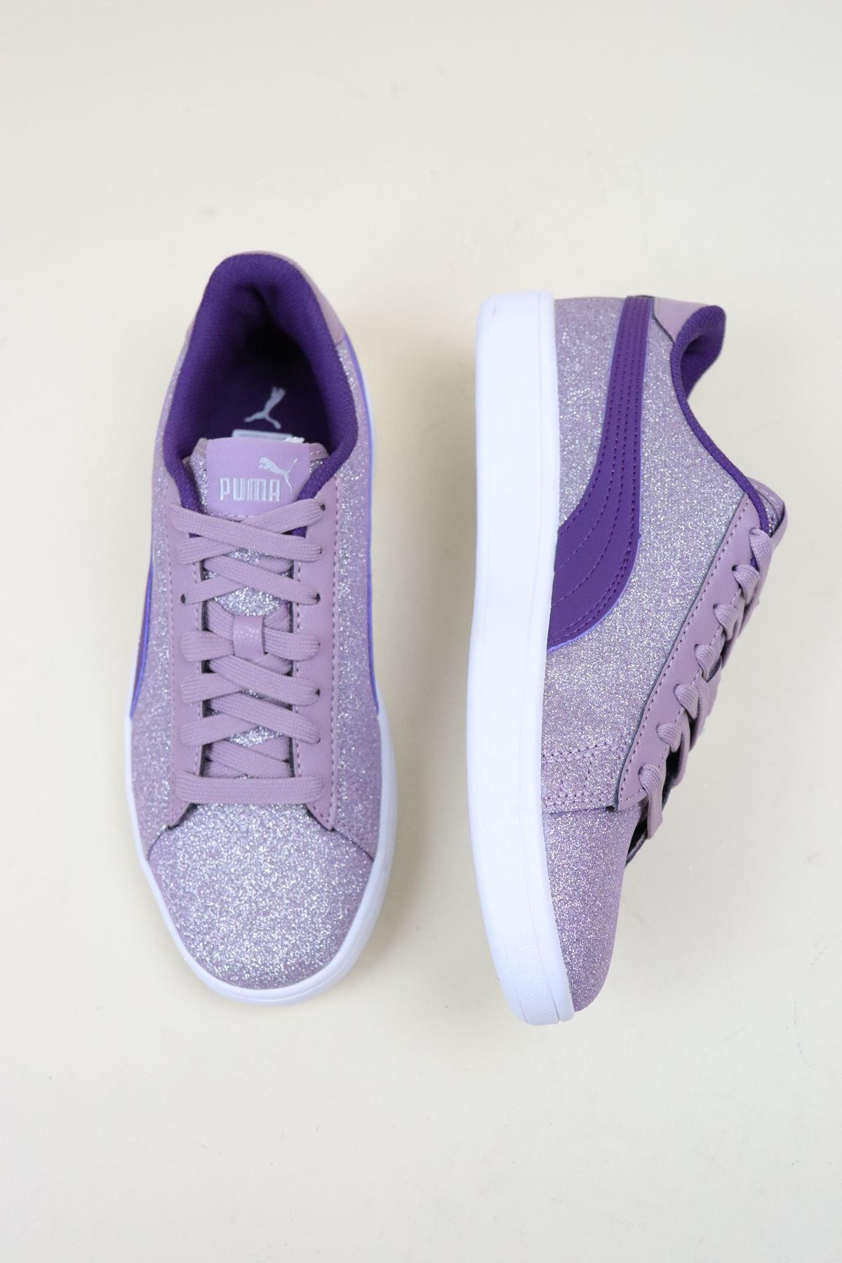 Puma 367377 Eflatun Kadın Spor Ayakkabı