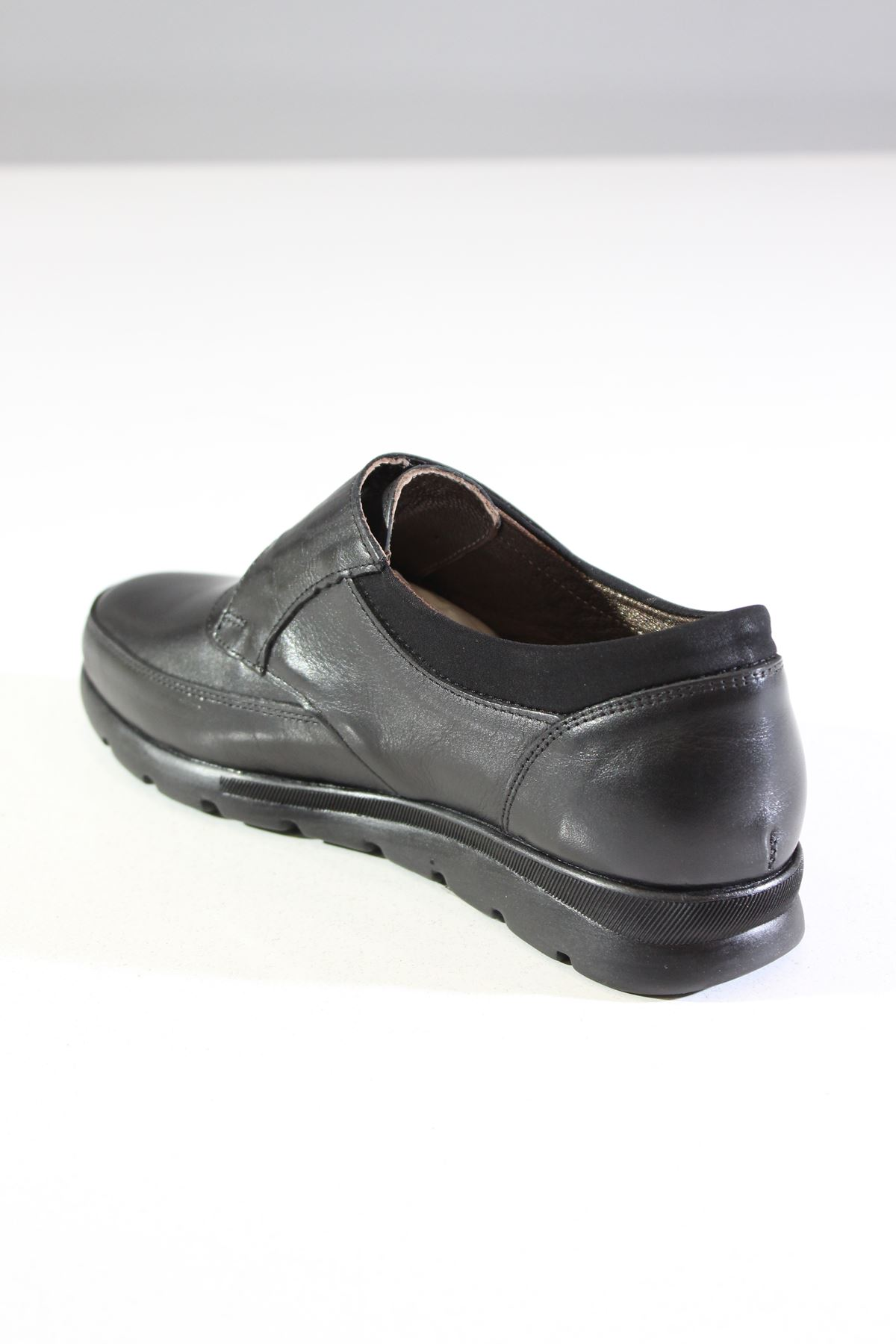 İloz 660710 Siyah Ortapedik Kadın Ayakkabı