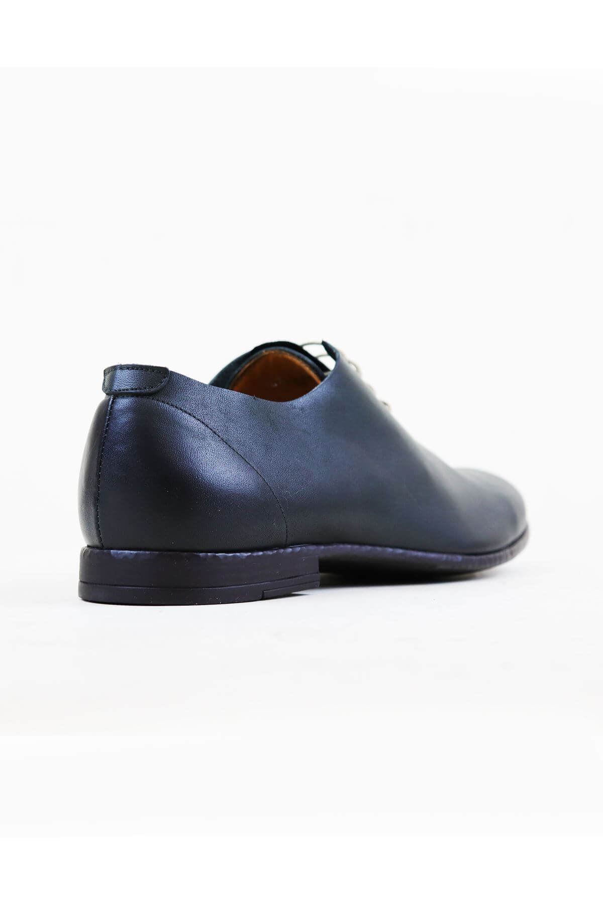 Free Foot 20350 Yeşil Hakiki Deri Erkek Ayakkabısı