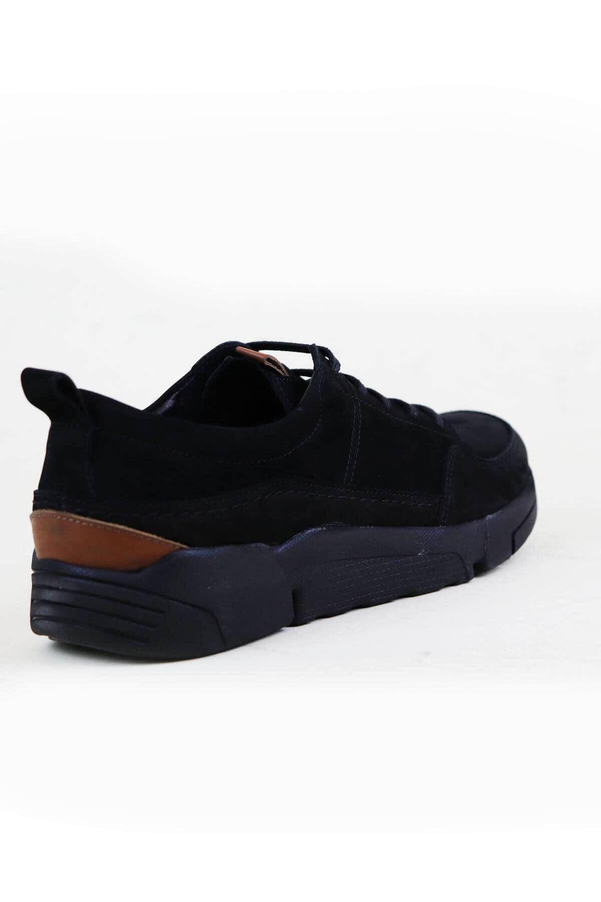 Free Foot 4101 Hakiki Deri Erkek Ayakkabısı