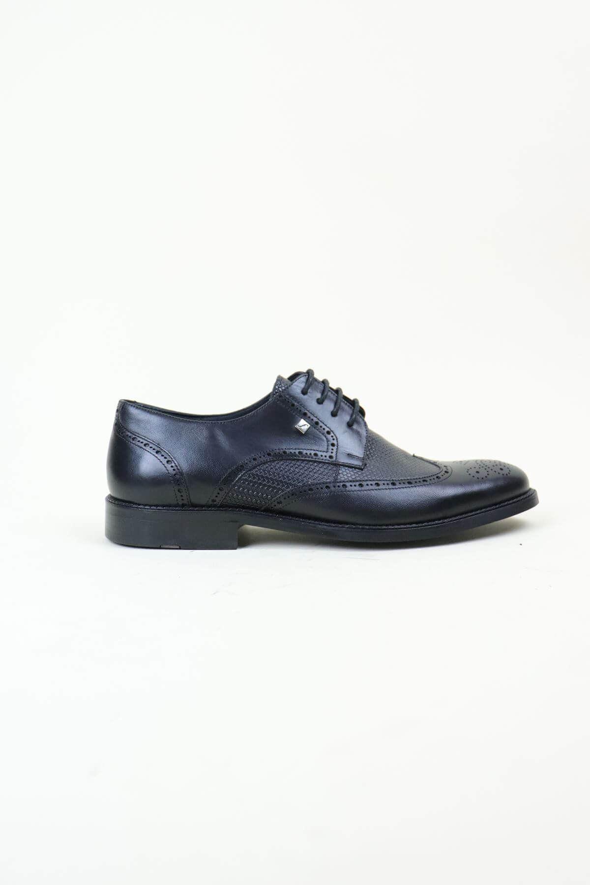 Fosco Siyah Erkek Ayakkabı