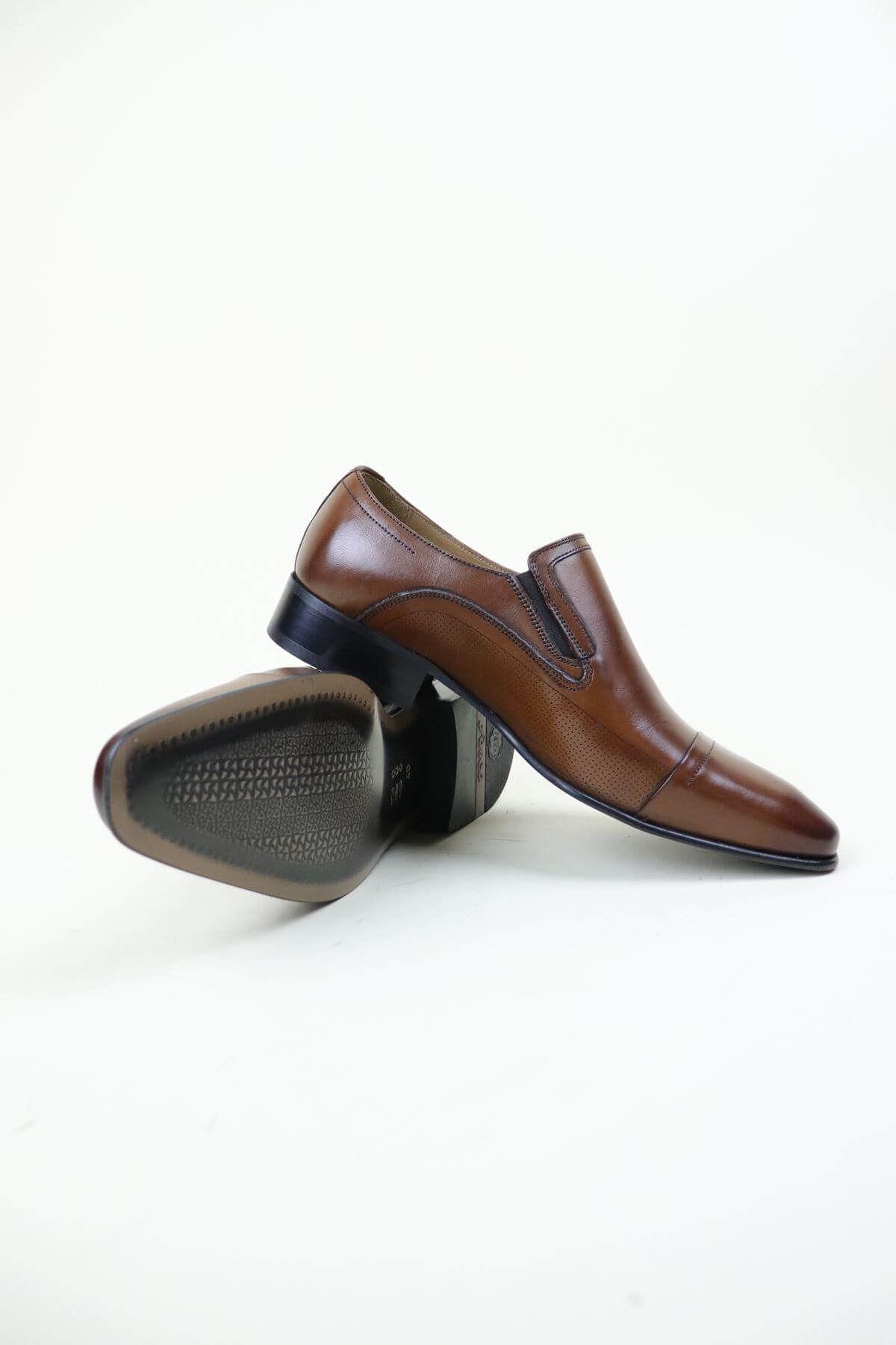 Fosco 2239 Taba MRD Erkek Ayakkabı