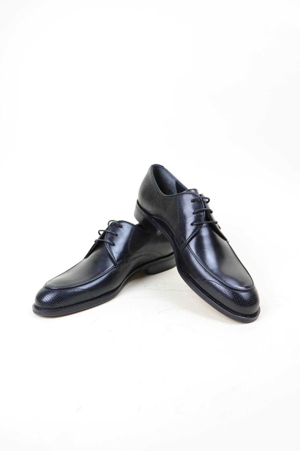 Epaş 18161 Siyah Klasik Erkek Ayakkabı