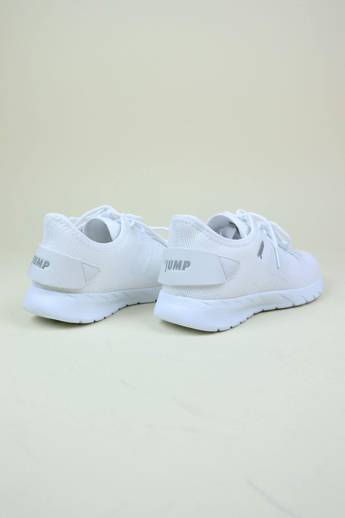 Jump 24853 Kadın Beyaz Spor Ayakkabı