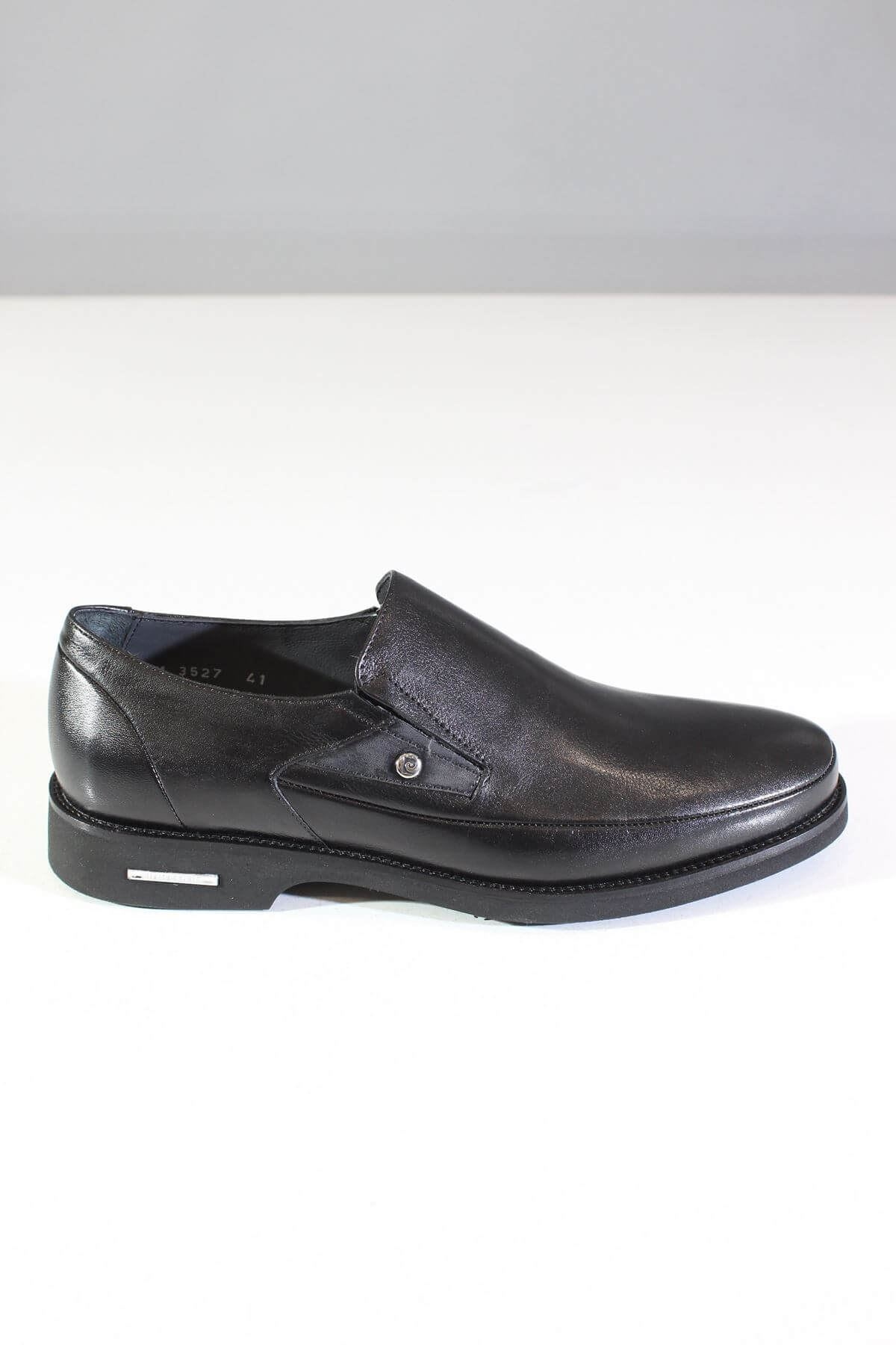 Pierre Cardin 333527 Siyah Erkek Casual Ayakkabı