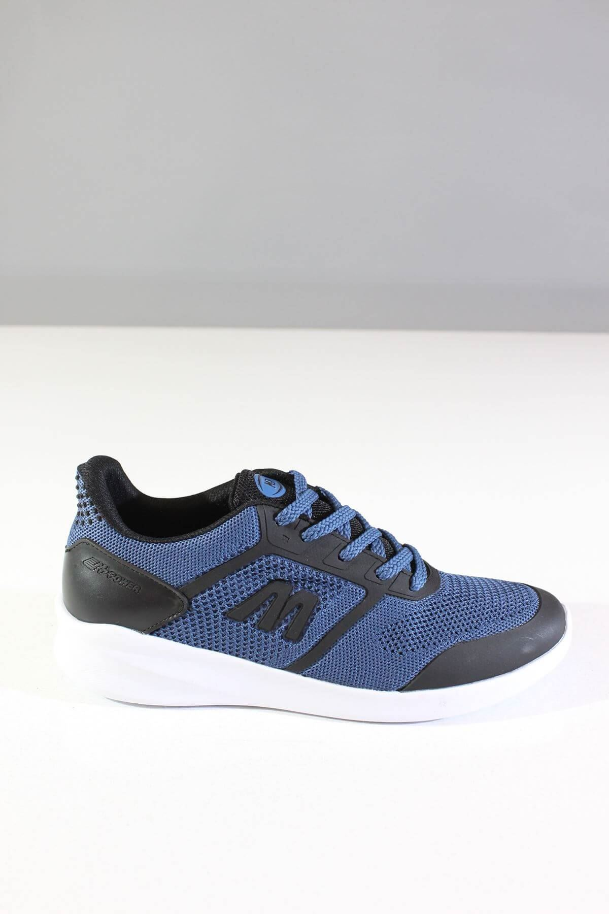 MP 191-1020 Laci- Siyah Erkek Spor Ayakkabı