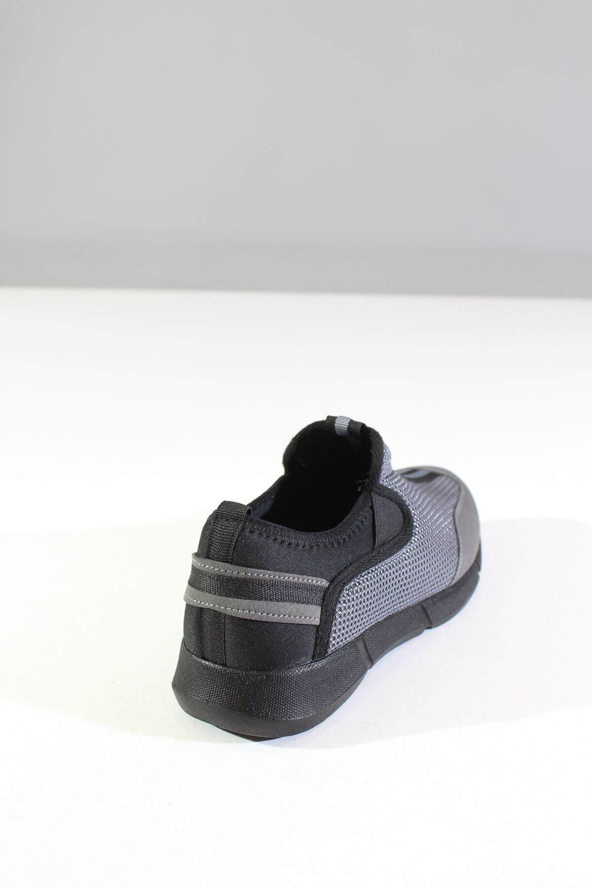MP 191-7660 Gri-Siyah Erkek Spor Ayakkabı