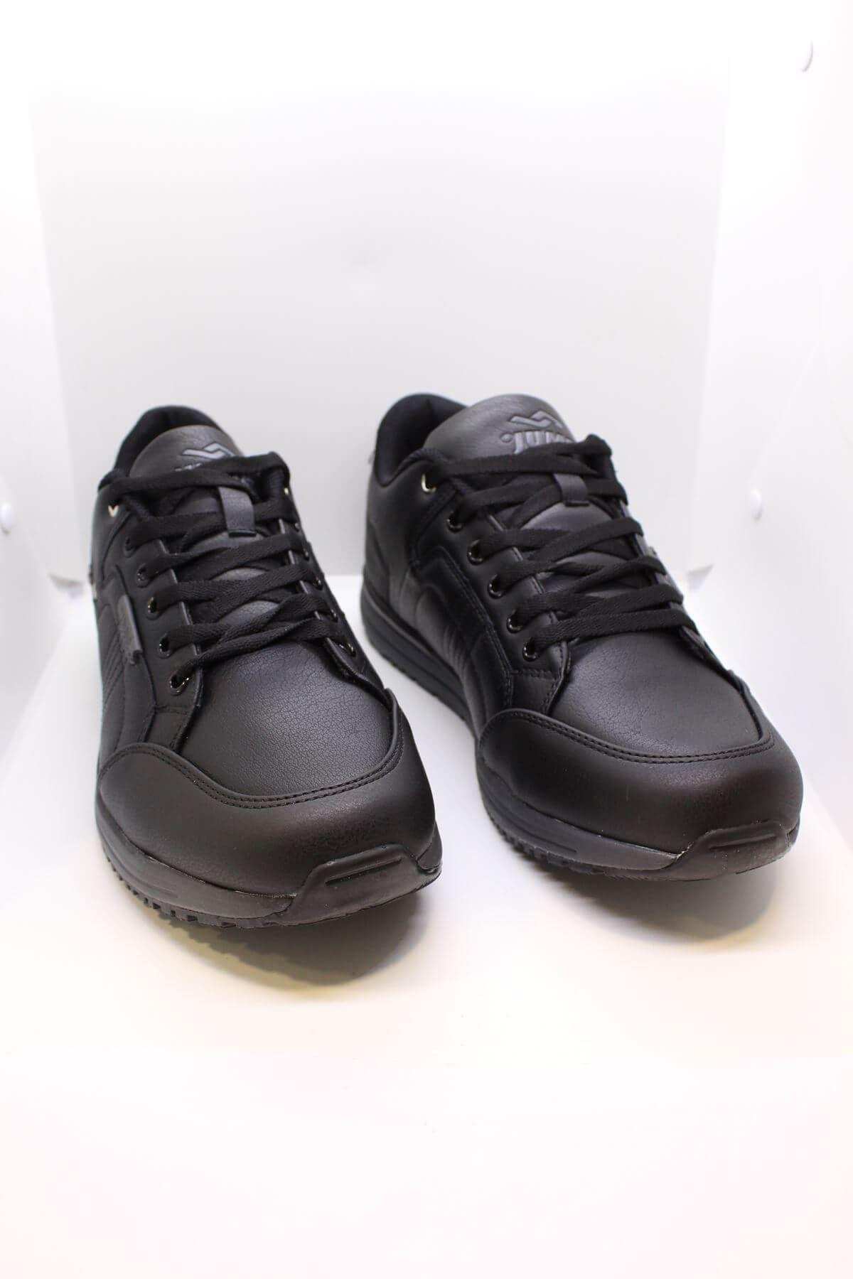 Jump Airflow 24023 Siyah  Erkek Spor Ayakkabı