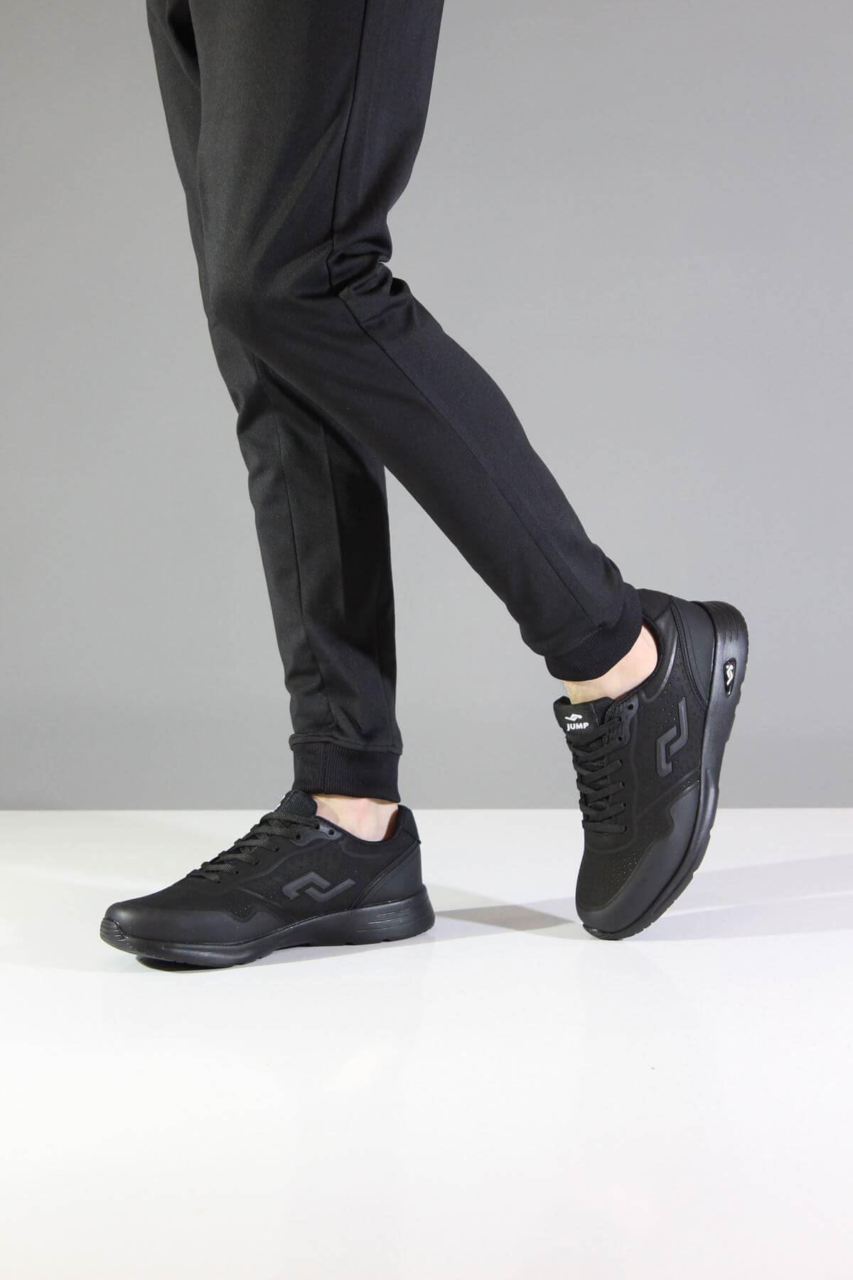 Jump 17277 Airflow Siyah Erkek Spor Ayakkabı