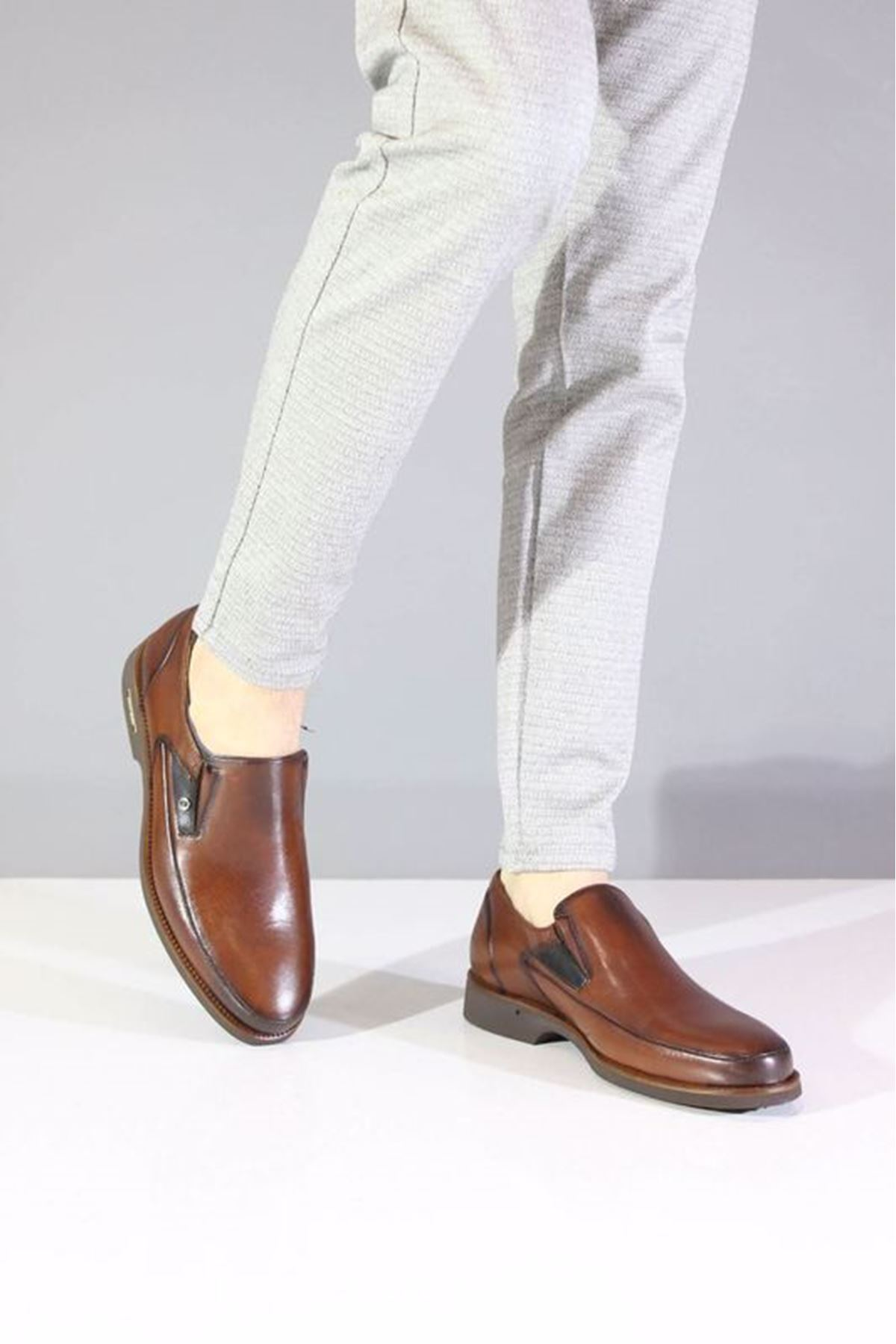 Pierre Cardin 333527 Kahverengi Erkek Casual Ayakkabı