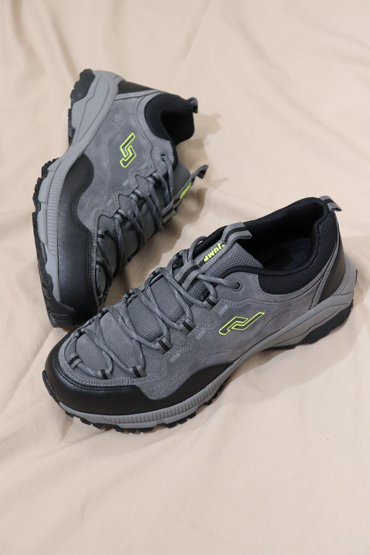 Jump - 25700 Gri Erkek Spor Ayakkabısı