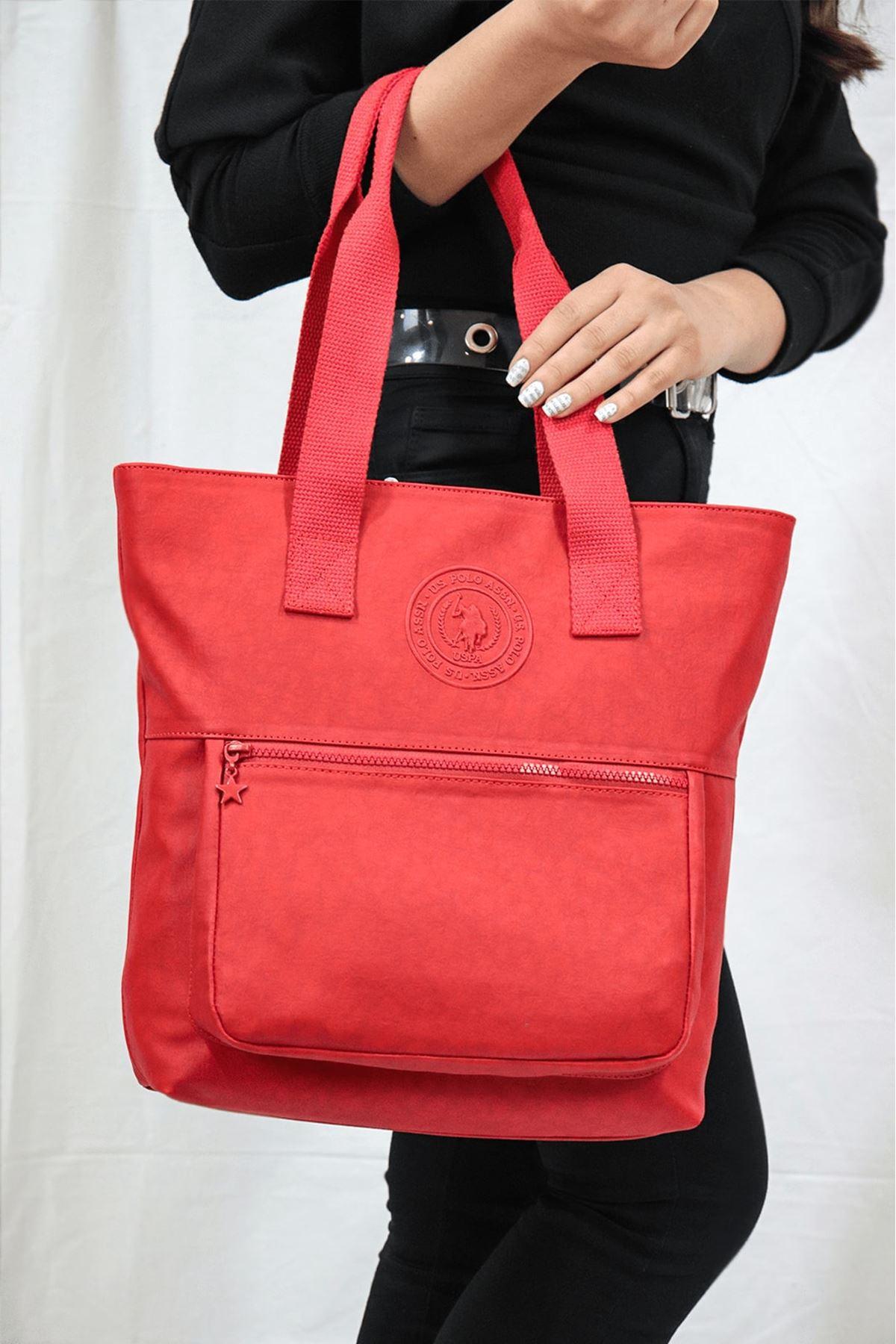 U.S Polo Assn - US21401 - Kırmızı Kadın Kol Çantası