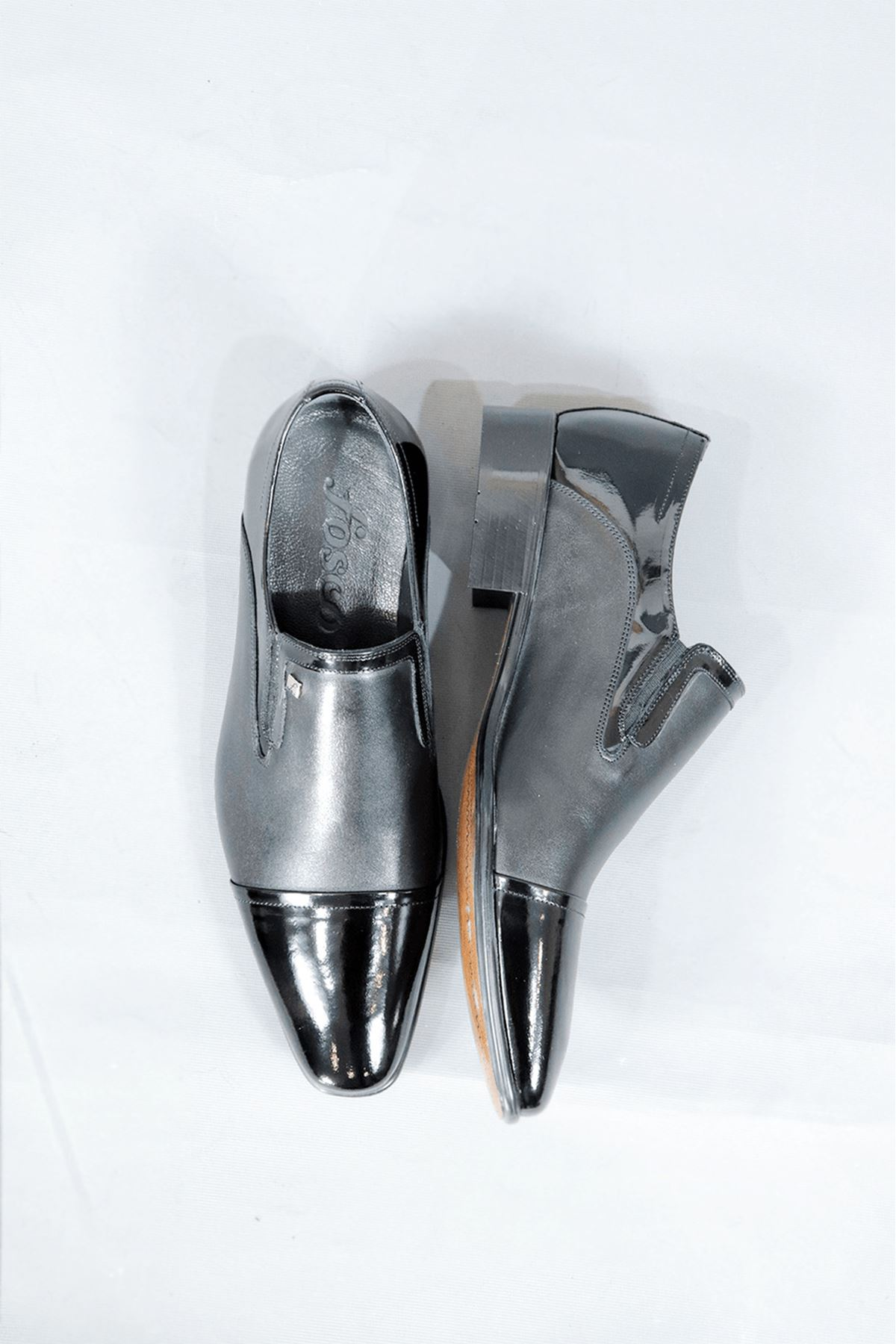 Fosco - 3015-3 Mr Klasik Enjoy Ayakkabı