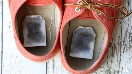 Ayakkabı Kokusundan Kurtulmanın İlginç Yolları