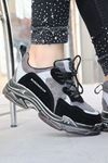 Guja - Siyah Kadın Sneakers